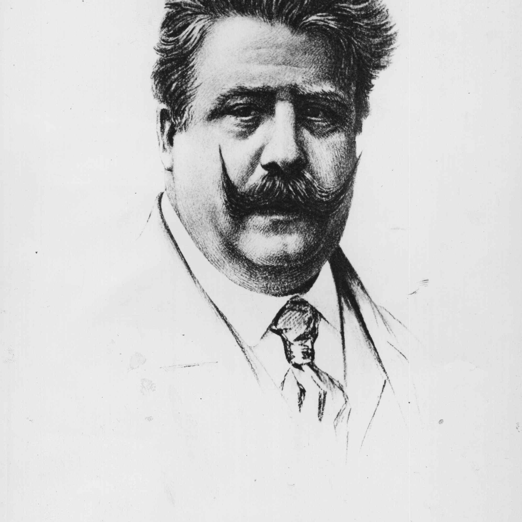 Ruggiero Leoncavallo (1857 - 1919), Italian composer