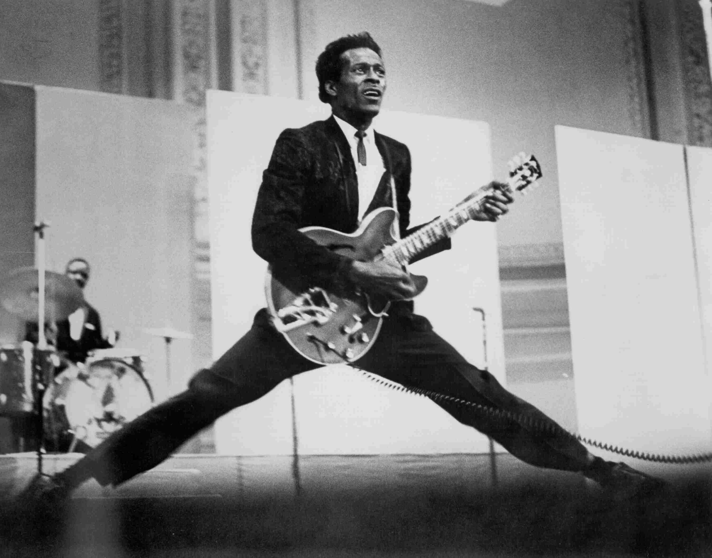 Chuck Berry Splits