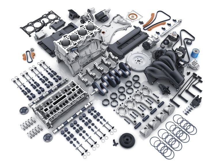 bike engine parts and functions with pictures