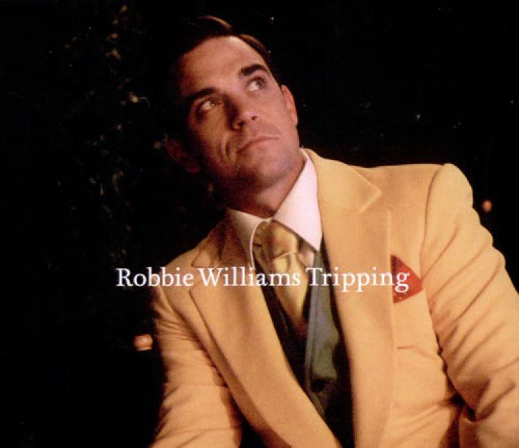Robbie Williams Tripping