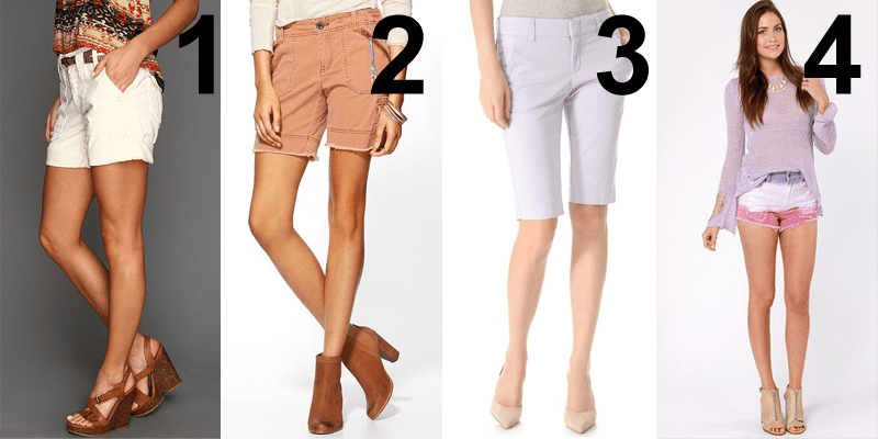 What To Wear The Best Shoes For Women S Shorts