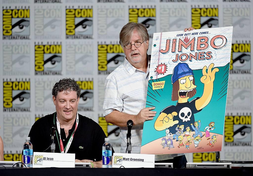 Comic-Con International 2015 - 'The Simpsons' Panel
