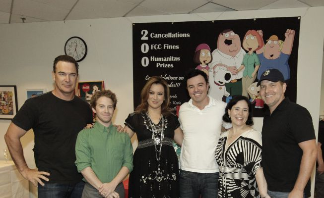 'Family Guy' Cast 200th Episode