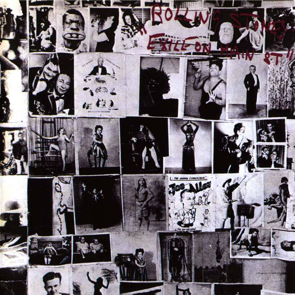 Rolling Stones Exile On Main St.