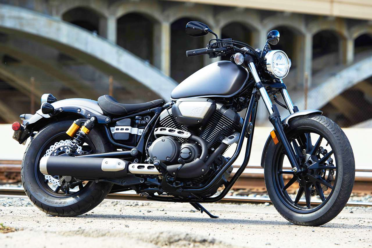 2014 Star Motorcycles Bolt R-Spec Review