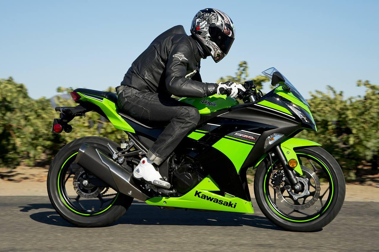 2013 Kawasaki Ninja 300 Abs Motorcycle Review