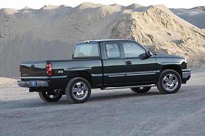 Facts About The 2006 Chevy Silverado 1500