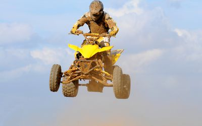 What to Do About Water in Your ATV's Engine