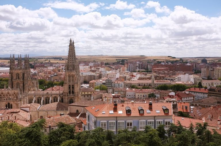 Burgos, Spain, once the capital of the country, is the city in which Jules Massenet's opera, Le Cid, takes place.