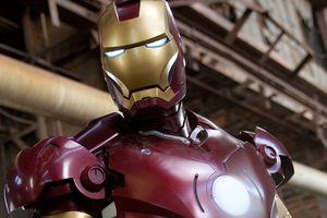 Robert Downey Jr. as Iron Man in 'Iron Man.'