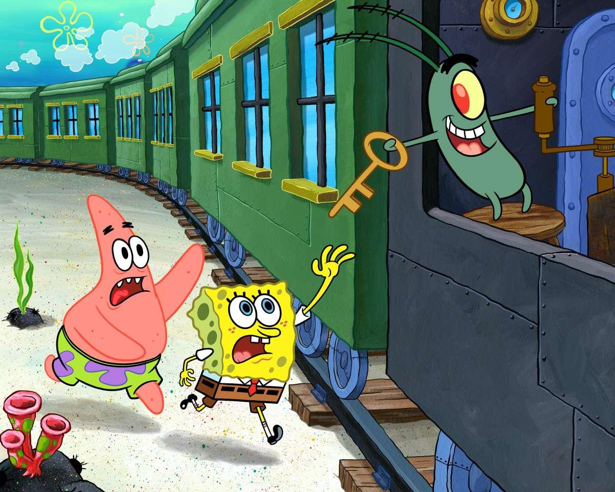 Mystery With A Twistery - SpongeBob SquarePants