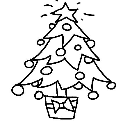 Drawing the decorations