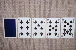 5 Card Stud Full Hand