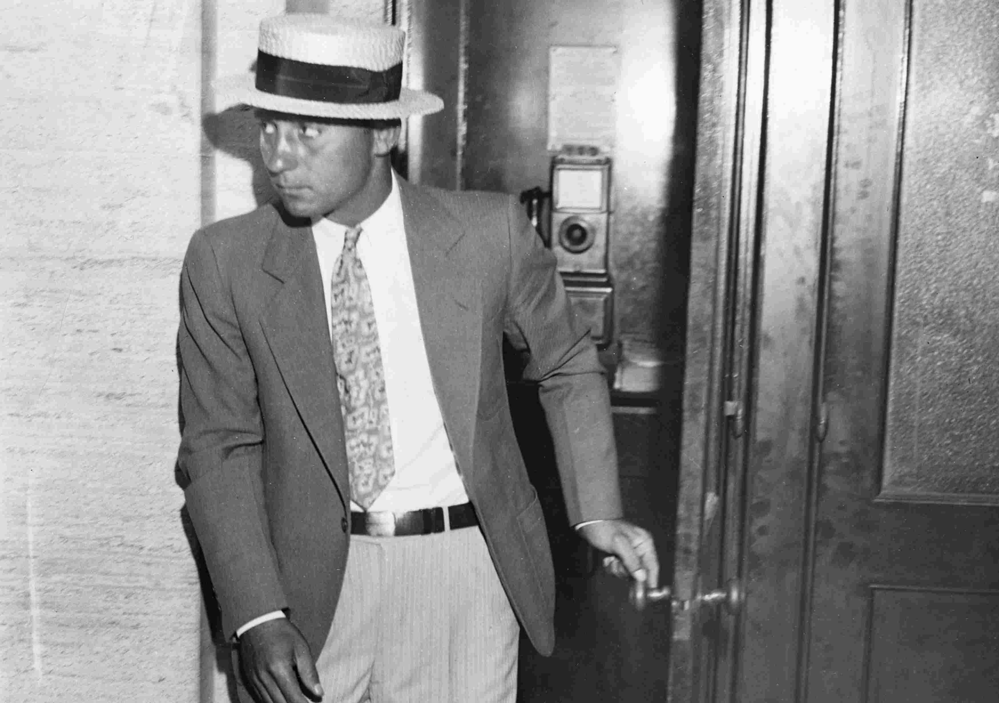 Al Capone enforcer 'Machine Gun' Jack McGurn