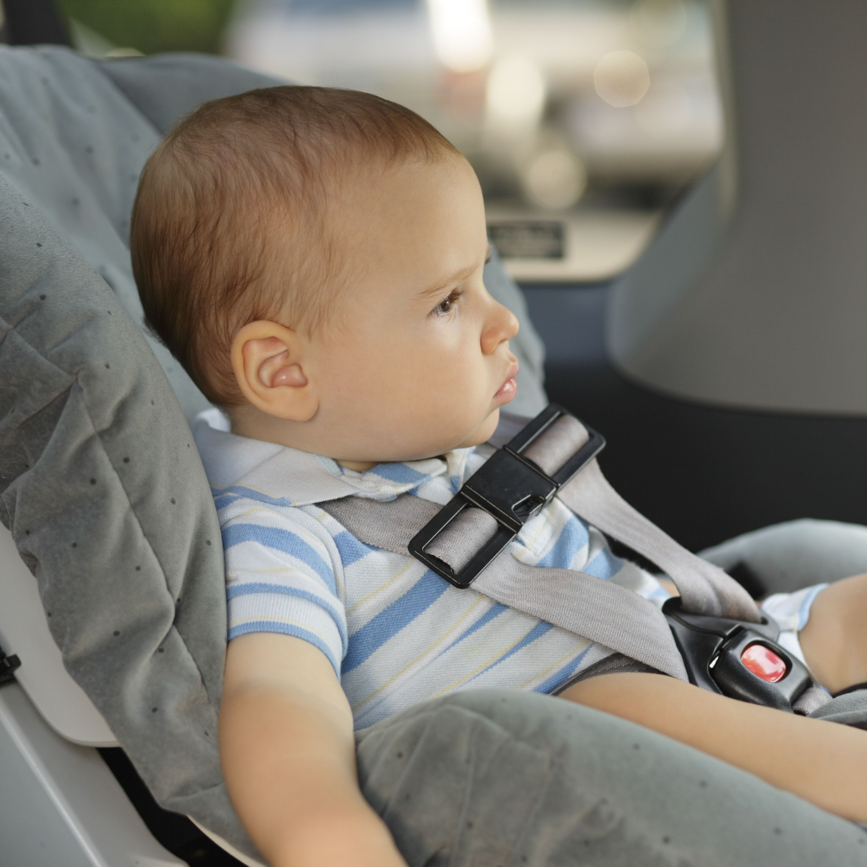 Front Facing Car Seat For Baby