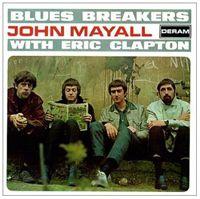 "John Mayall's ""Bluesbreakers' Bluesbreakers with Eric Clapton"" album"