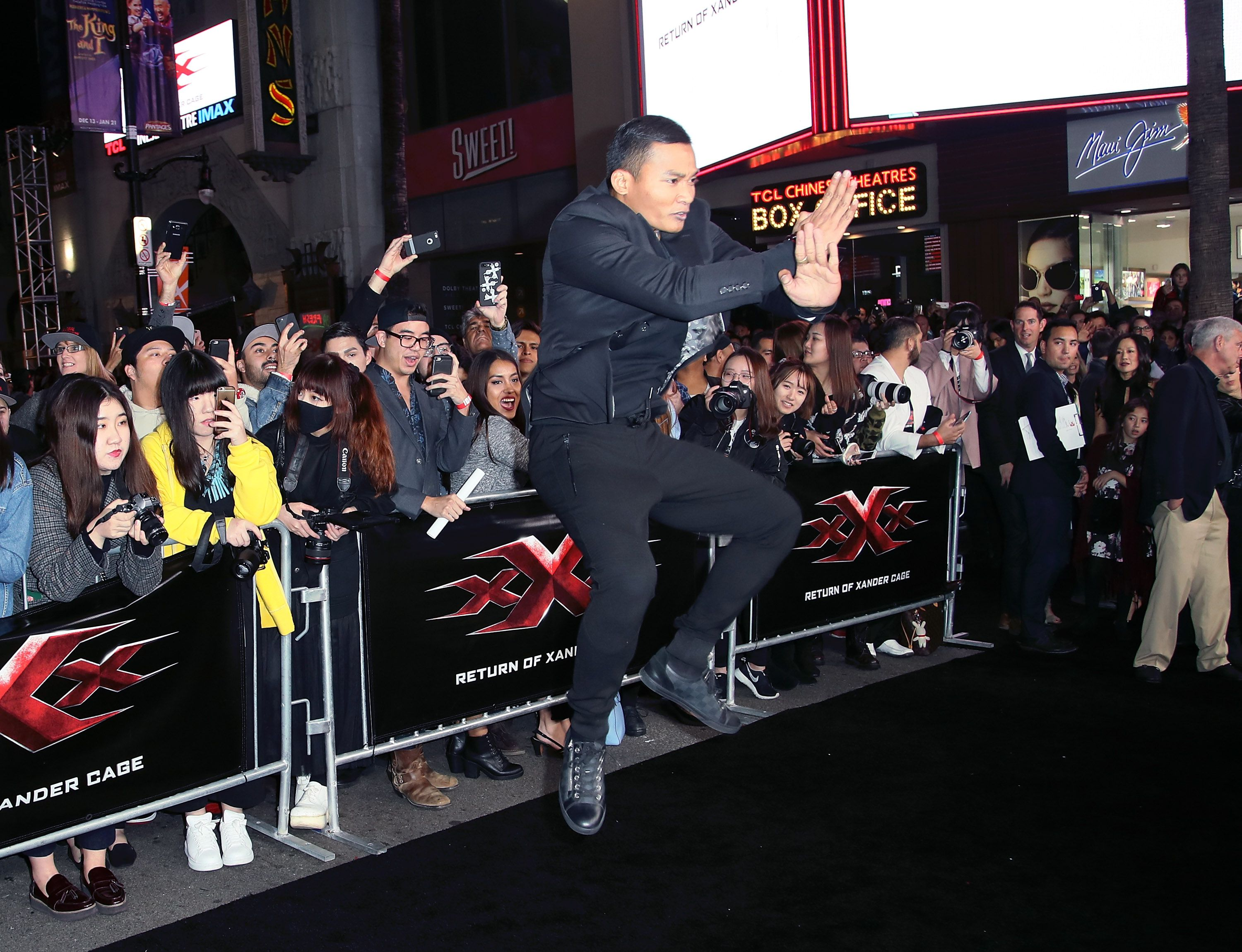 Premiere Of Paramount Pictures' 'xXx: Return Of Xander Cage' - Arrivals