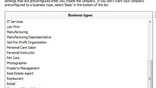 Sample Chart of Accounts for a Web-Based Craft Business