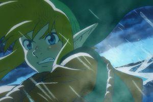 The Legend of Zelda: Link's Awakening for Nintendo Switch opening cutscene