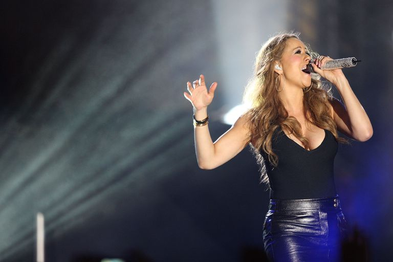 Mariah Carey's 18 Number-One Hits