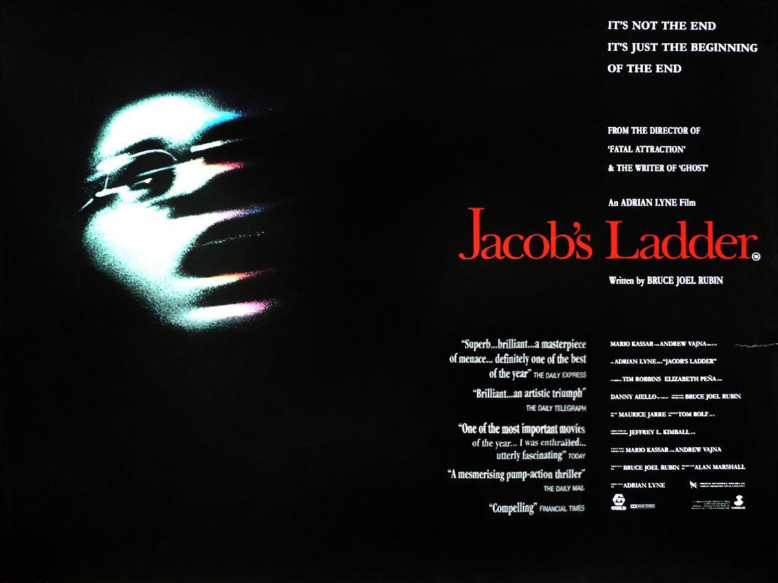 Jacob's Ladder movie poster