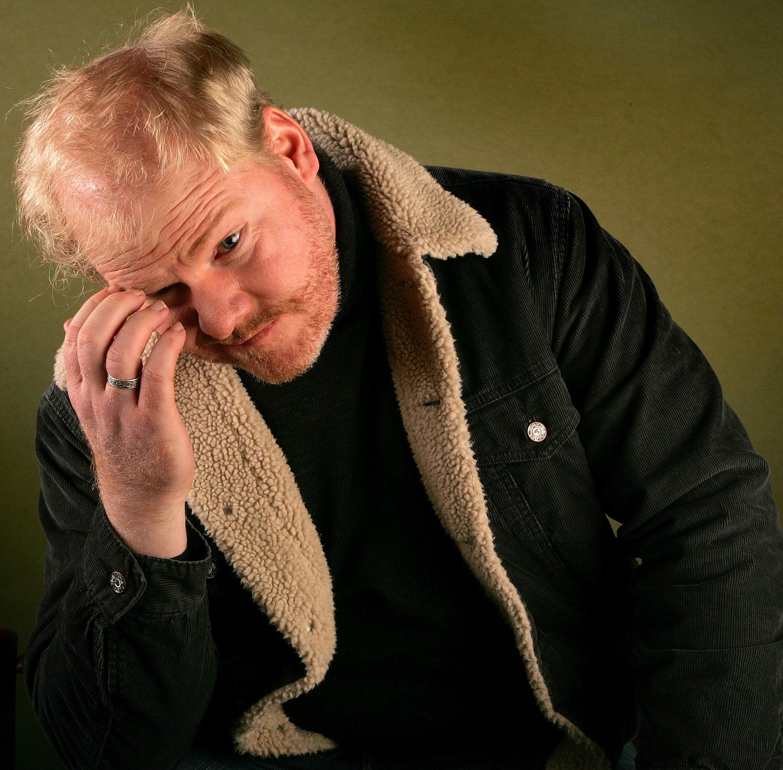 Comedian and actor Jim Gaffigan