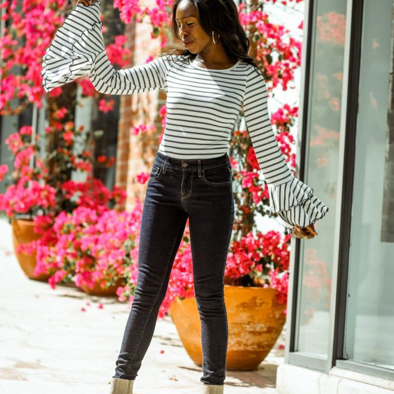 for sale new images of latest sale 21 Cute Outfits With Jeans to Wear This Winter
