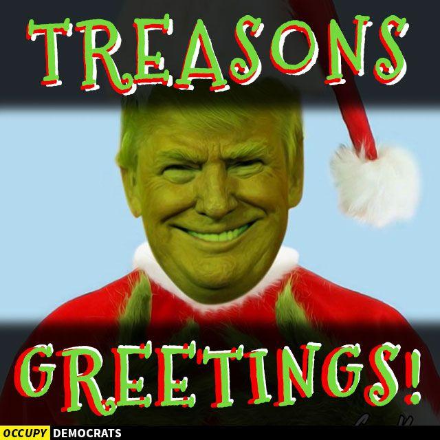 Treason - Trump meme