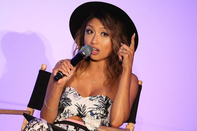 The Real host Jeannie Mai