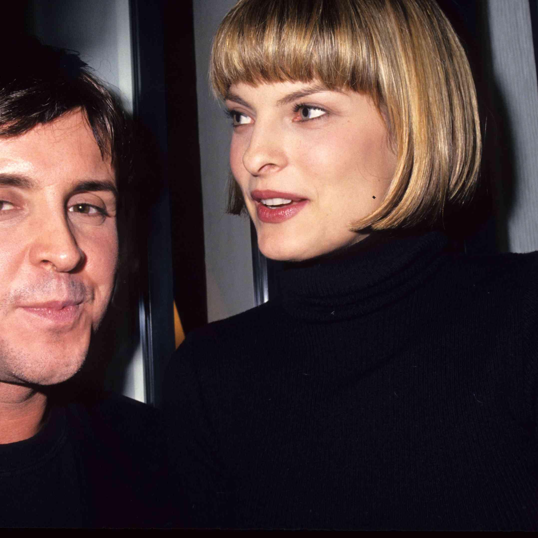 June 1993 Francois Nars and Linda Evangelista