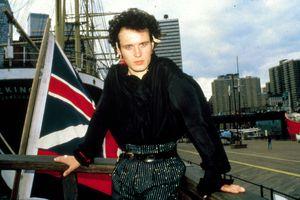 Adam Ant in 1981