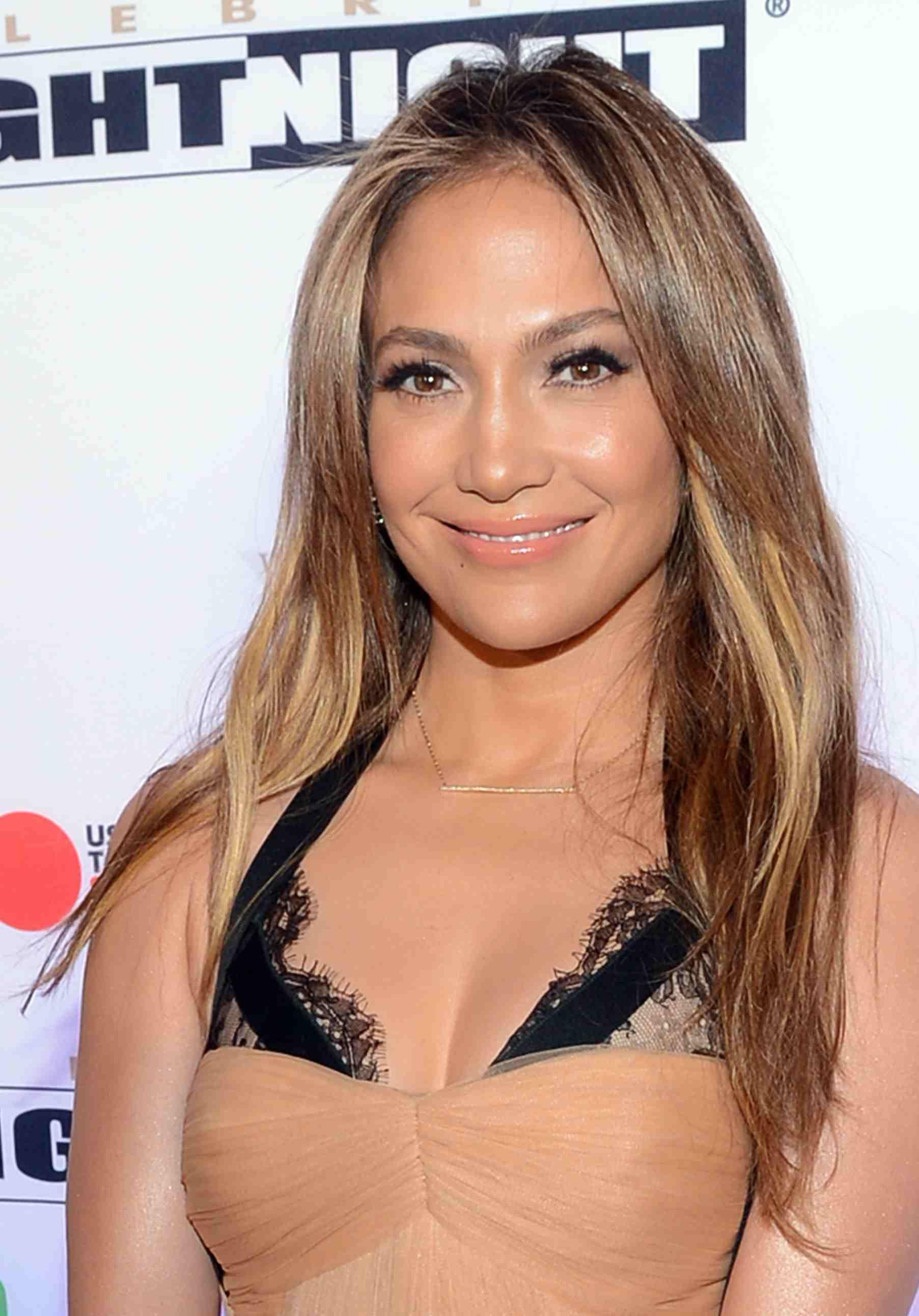 Jennifer Lopez in March 2013