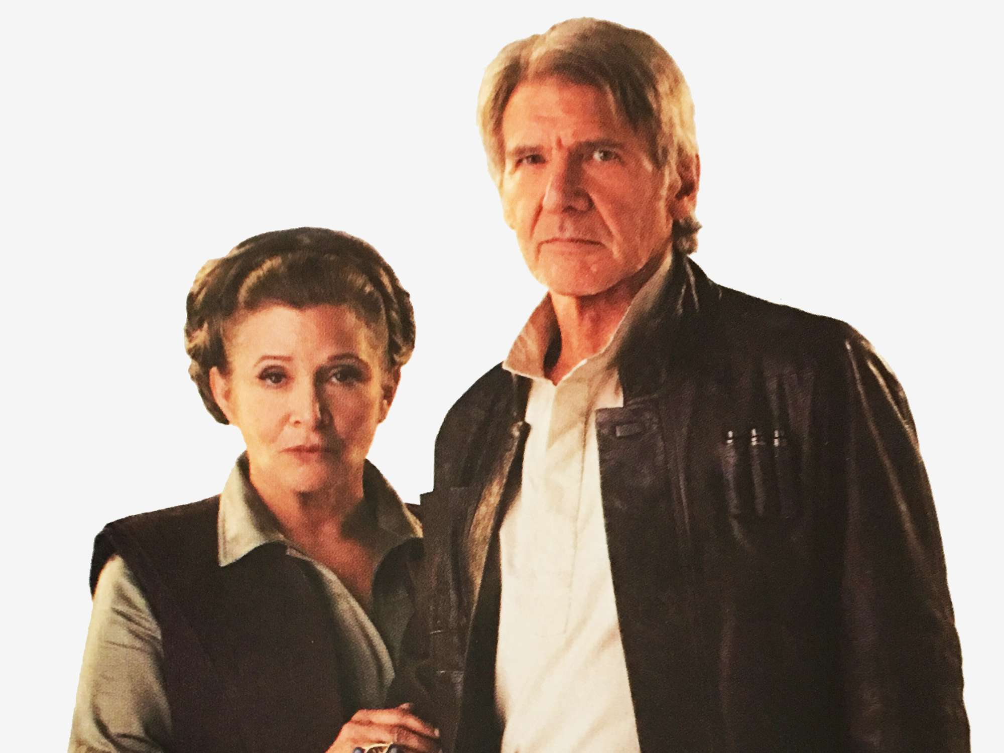 The Force Awakens: 10 Revelations that Weren't in the Movie