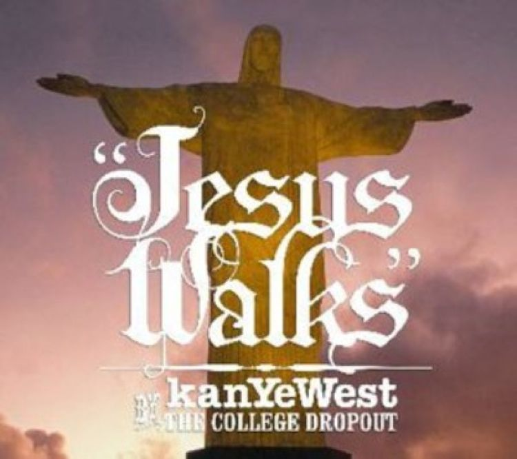 Kanye West Jesus Walks