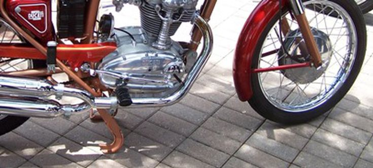 How to Service Drum Brakes on a Motorcycle