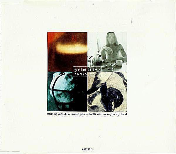 """Album art for Primitive Radio Gods - """"Standing..."""""""