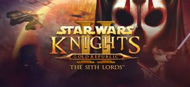Cover art for Star Wars Knights of the Old Republic: The Sith Lords