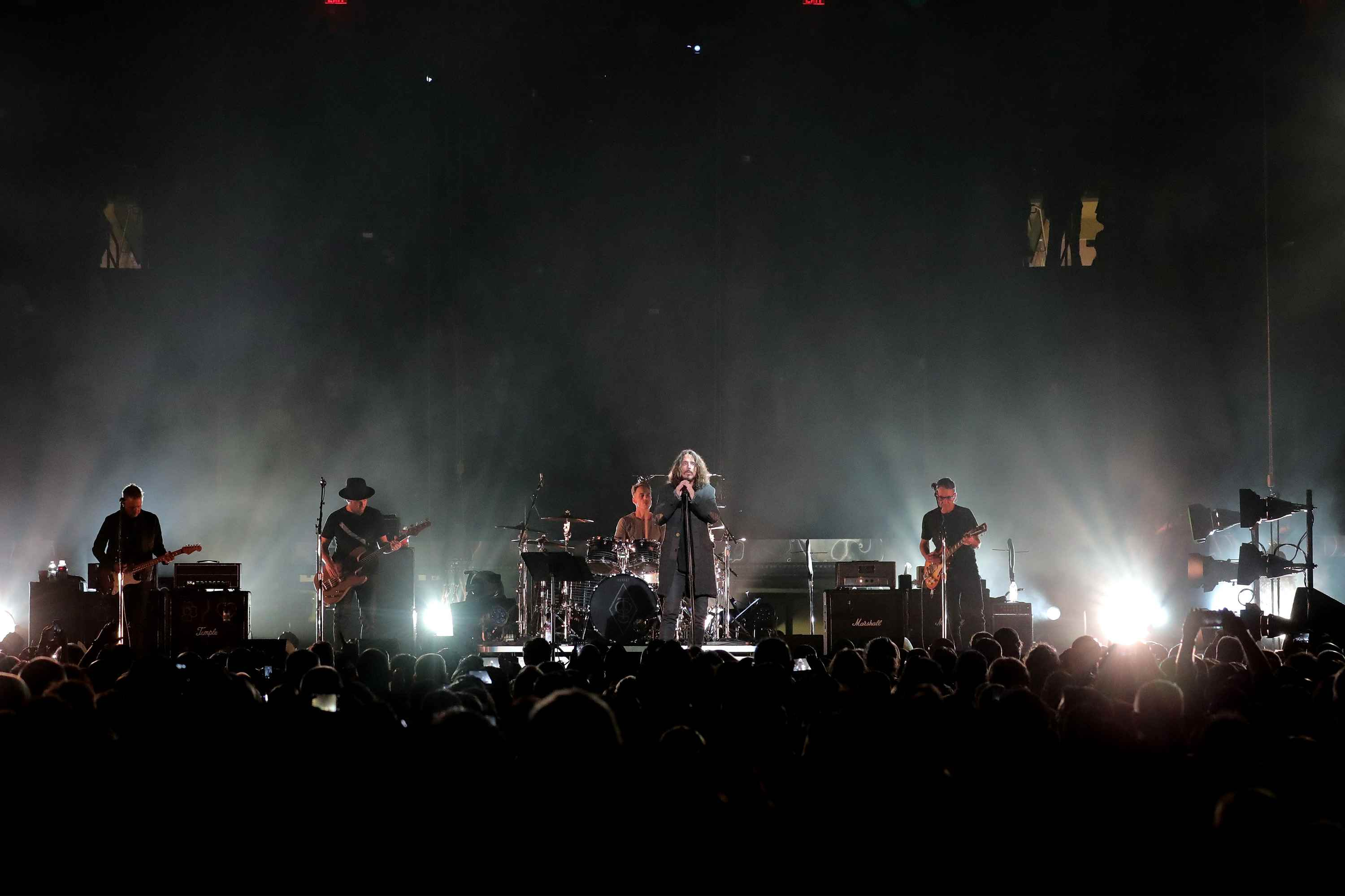 Temple Of The Dog In Concert - New York, NY