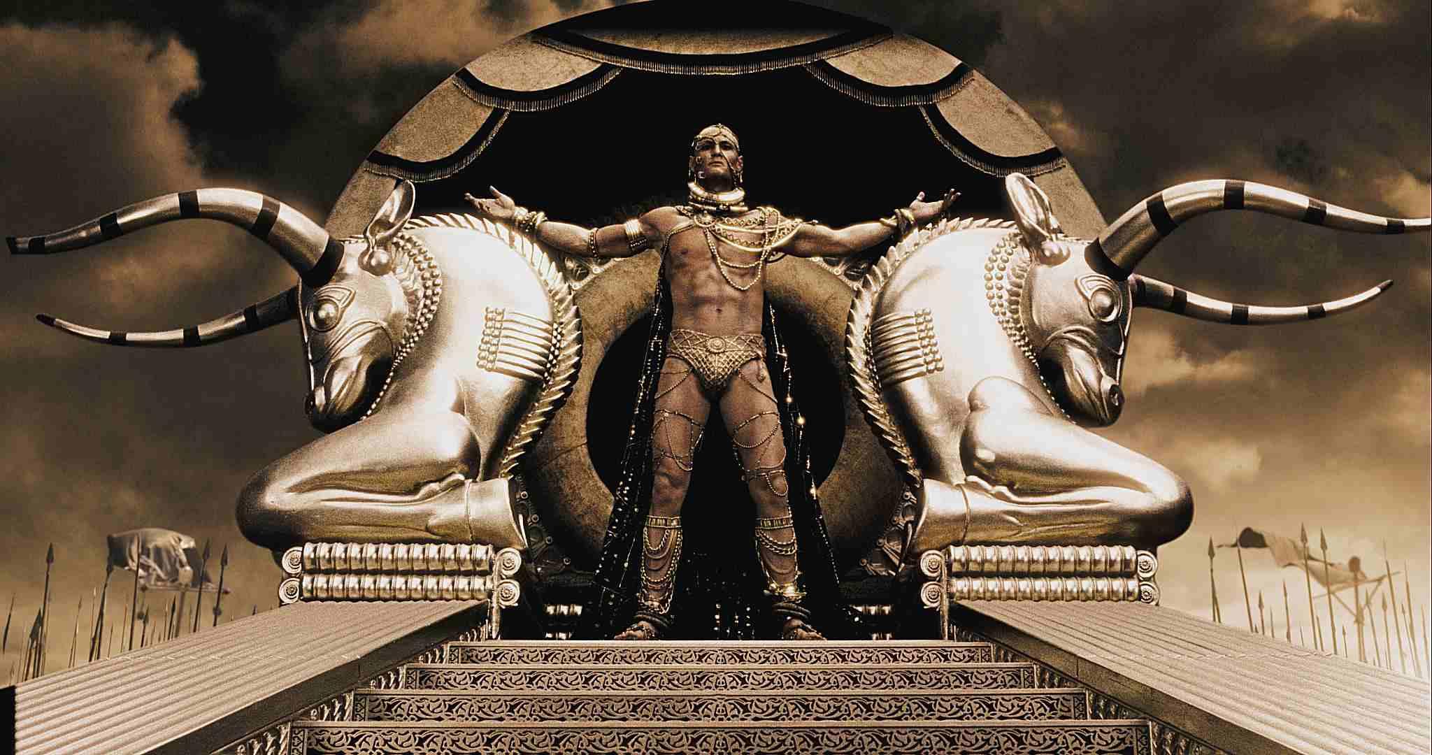 Xerxes The God