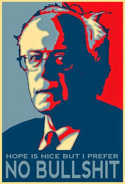 Bernie Sanders Poster
