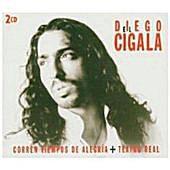 Album Cover for Diego El Cigala: 'Corren Tiempos de Alegria / Teatro Real'