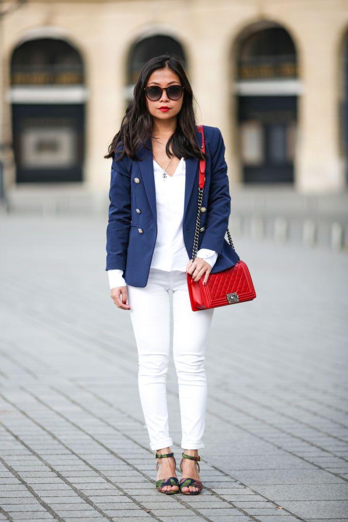 Fresh Ways To Wear Denim On Denim For Women
