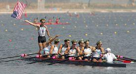 Men's olympic rowing 2012
