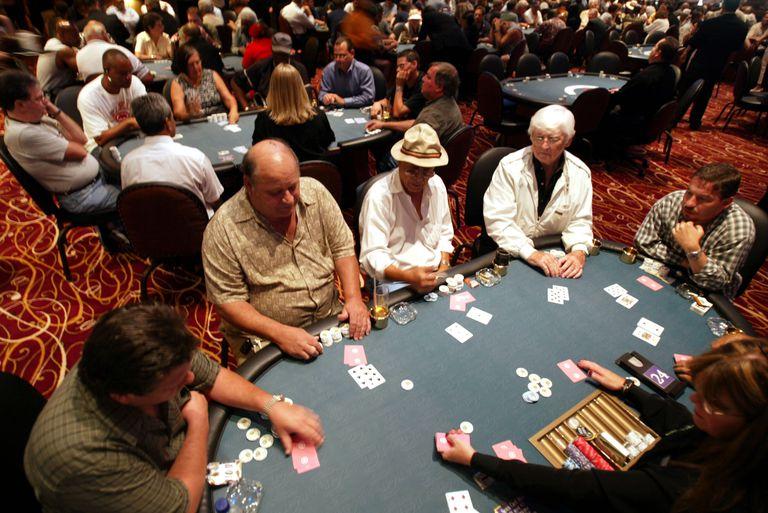 Seminole Hard Rock Hotel and Casino Poker Room