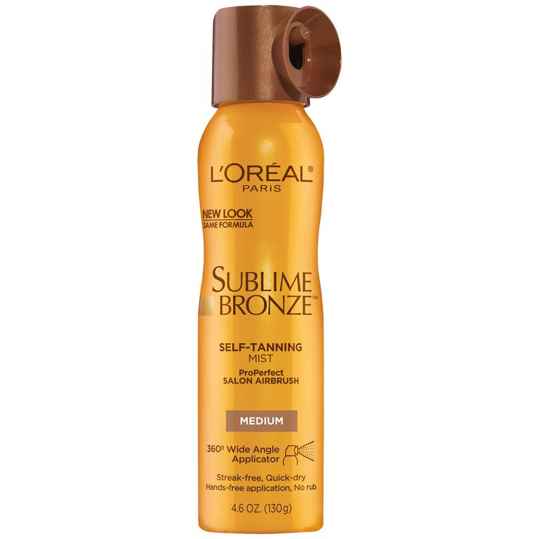 bd1bf7082550 L Oreal Paris Sublime Bronze ProPerfect Salon Airbrush Self Tanning Mist