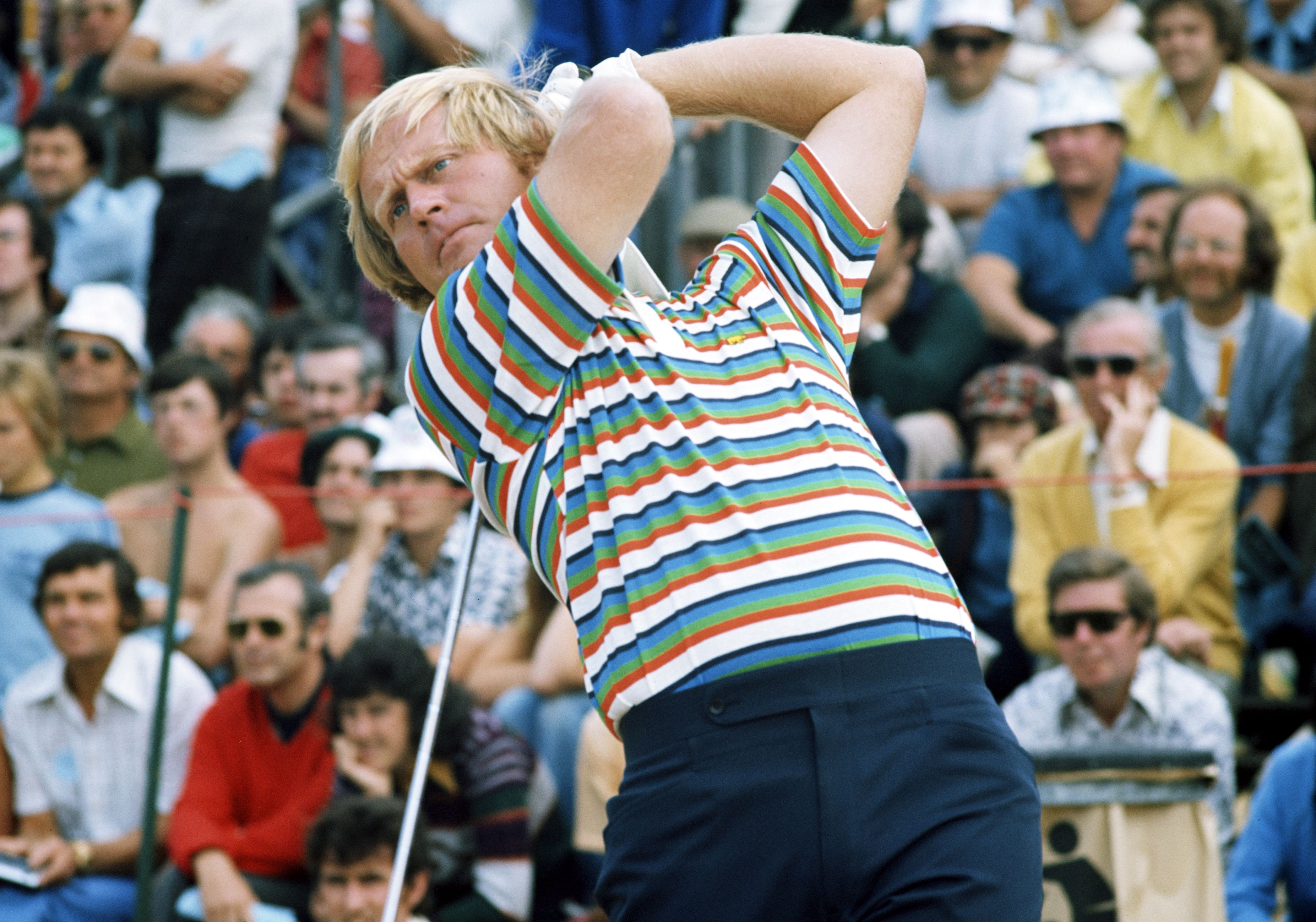 Jack Nicklaus' Major Wins and Amazing Records