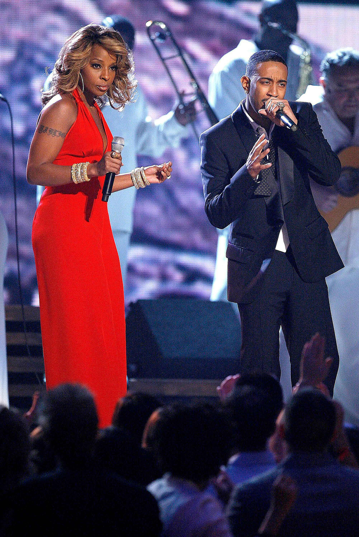 Mary J. Blige and Ludacris