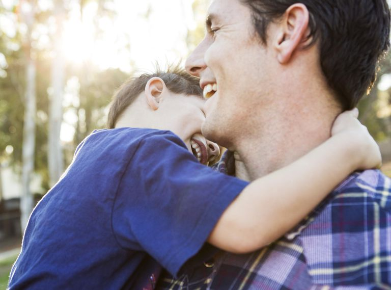 Being a Great Dad (Tips for Fatherless Fathers)