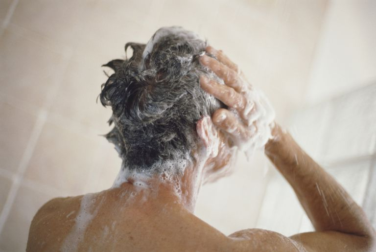 Image result for Regular shampoos can get rid of dandruff