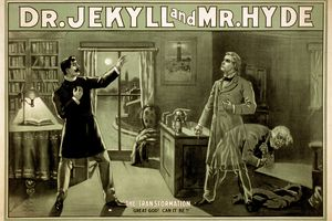 Theatrical poster from a stage version of
